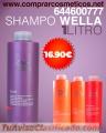 Shampoo Wella en Comprar Cosmeticos