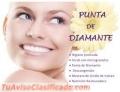 Limpieza facial con puntas de diamante: un extra de juventud