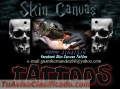 TATUAJES SKIN CANVAS TATTOOS