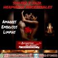 AMARRES, CONJUROS Y HECHIZOS SHAIRA Y JAIR (00502) 57134533