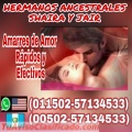 AMARRES DE AMOR, RAPIDOS Y EFECTIVOS 00502-57134533