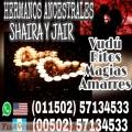VUDU, RITOS Y MAGIAS PARA EL AMOR (011502) 57134533