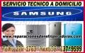 TECNICOS DE LAVADORAS 2761763 servicio tecnico/ samsung en SAN LUIS