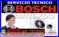 Reparaciones AUTORIZADAS BOSCH 7378107 Centro de Lavado en MIRAFLORES