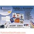 Gafetes /carnet pvc guatemala