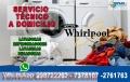 Whirlpool- Soporte Técnico de línea blanca en San Miguel