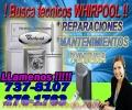 ¡!CALIDAD!! Servicio Técnico de Lavadoras Whirlpool en Barranco, 7378107