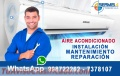 >¡!ON TIME¡!981091335*Mantenimientos correctivos de Aire Acondicionado>>MIRAFLORES