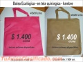 Bolsa Ecológica Publicitaria
