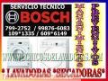 Servicio técnico autorizado 7992752 lavadoras Bosch/la molina
