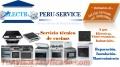 Servicio técnico de Cocinas en lima telf. (01) 5975599