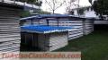 Estructura metálica, prefabricado, construcción de casas, oficinas, bodegas, campamentos