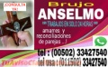 BRUJO ANSELMO.. TU CONSULTA PUEDE SALVAR TU RELACION... (00502) 33427540