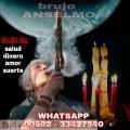 BRUJO ANSELMO, SALUD, DINERO, AMOR Y SUERTE (011502) 33427540