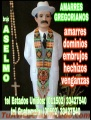 AMARRES GREGORIANOS DEL BRUJO ANSELMO (011502) 33427540
