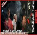 REZOS Y CONJUROS PARA UNION DE PAREJAS (00502) 33427540
