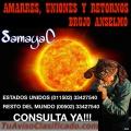 AMARRES, UNIONES Y RETORNOS... BRUJO ANSELMO (00502) 33427540