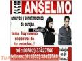 BRUJO ANSELMO... AMARRES Y SOMETIMIENTOS DE PAREJAS (011502) 33427540
