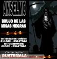 ANSELMO, EL BRUJO DE LAS MISAS NEGRAS EN GUATEMALA (011502) 33427540