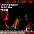 BRUJO ANSELMO... CONOCIMIENTO, SABIDURIA Y PODER (00502) 33427540