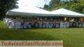 Jardines salones y pérgolas para eventos