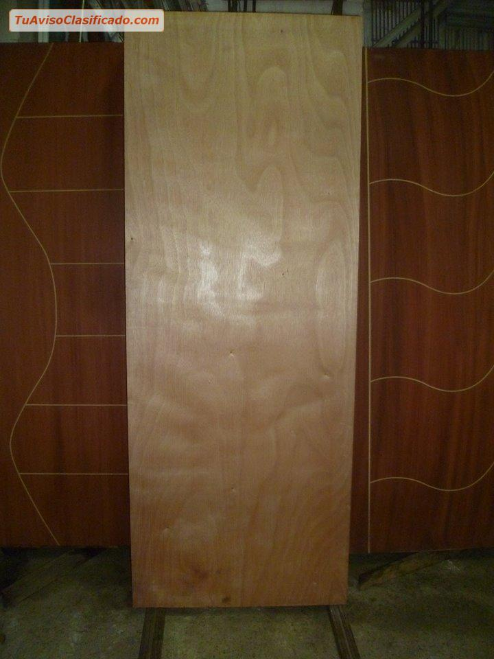 puertas de madera estamboradas para cuartos ba os