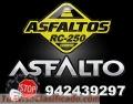 Asfalto Rc 250 Diluido -cemento Asfaltico 85/100 En Obra EN BRIMAX PERU SAC.