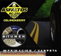 SUPER VENTA DE BITUMEN IMPRIMANTE LIQUIDO, PARA MANTOS ASFALTICOS, EN BRIMAX PERU SAC.