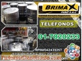 BREA LIQUIDA, EMULSION ASFALTICA, TELF. 01-7820233.