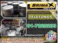 Cemento Asfaltico, 85/100, aditivo de renombre y de calidad, para tus Obras - Brimax