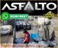 Despacho de Asfalto Cut Back Líquido Mc-30 para Lima y Provincia.