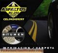 IMPRIMANTE BITUMEN, ESPECIAL SELLANTE PARA MANTOS ASFALTOS/ BRIMAX PERU.