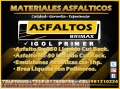 ASFALTO IGOL PRIMER, AQUI EN BRIMAX PERU, CEL. 942437882