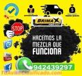 MEZCLA ASFALTICA EN FRIO, POR SACOS DE 50 KILOS, TELF. 01-7820233.