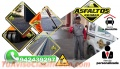 VENTA DE ASFALTO EN CALIENTE POR CUBOS Y CISTERNAS, TELF. 7820233.