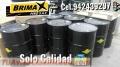 EMULSION MODIFICADA ROTURA LENTA, AQUI CALIDAD GARANTIZADA, TELF. 7820233.