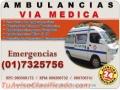 AMBULANCIAS EMERGENCIAS TRASLADOS EVENTOS 24 HORAS