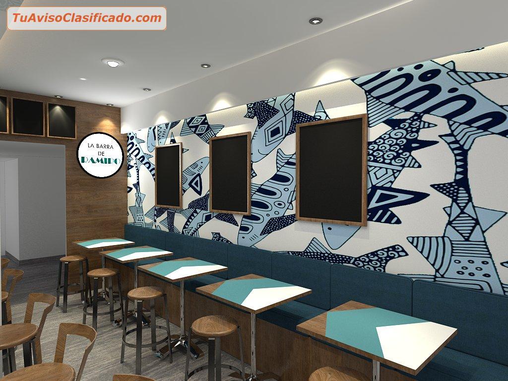 Decoraci n de interiores cevicher a restaurantes for Diseno de interiores lima