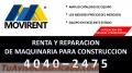 RENTA DE EQUIPO PARA CONSTRUCCION