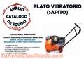 ● PLATO VIBROCOMPACTADOR SAPITO