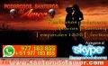 Uniones de Amor y Endulzamientos de parejas imposibles