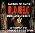 PACTOS DE AMOR  PODEROSO MAESTRO ANSELMO (00502) 33427540