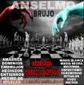 AMARRES, DOMINIOS Y EMBRUJOS… BRUJO ANSELMO (00502) 33427540