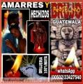 AMARRES DE AMOR PACTADOS POR EL  BRUJO ANSELMO (00502) 33427540