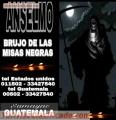 EL BRUJO DE LAS MISAS NEGRAS EN GUATEMALA (00502) 33427540