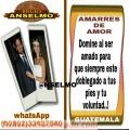·         DOMINE AL SER AMADO PARA SIEMPRE  BUJO PACTADO ANSELMO (011502) 33427540