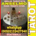 BRUJO TAROTISTA, PASADO, PRESENTE Y FUTURO ANSELMO (011502) 33427540