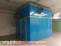 Cabinas de pintura en polvo o electrostática