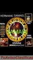 SANADOR ESPIRITUAL HERMANO SAMAEL EXPERTO EN CASOS DIFICILIS