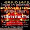 LOS GRANDES MISTERIOS DEL HERMANO SAMAEL EN LOS TRES CAMPOS  SALUD DINERO Y AMOR